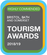Awards - Tourism Highly Commended